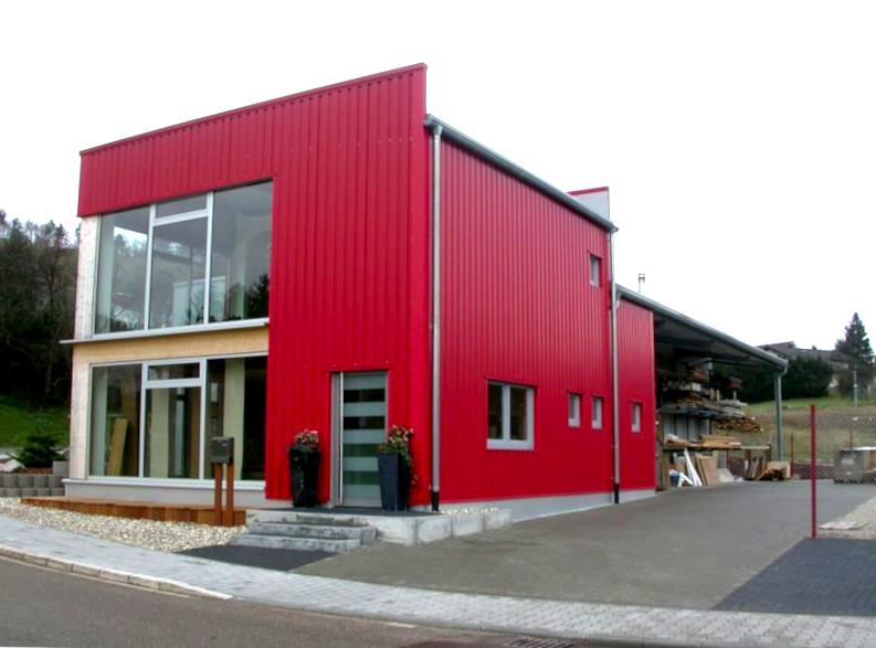 Ausstellungshalle in Östringen