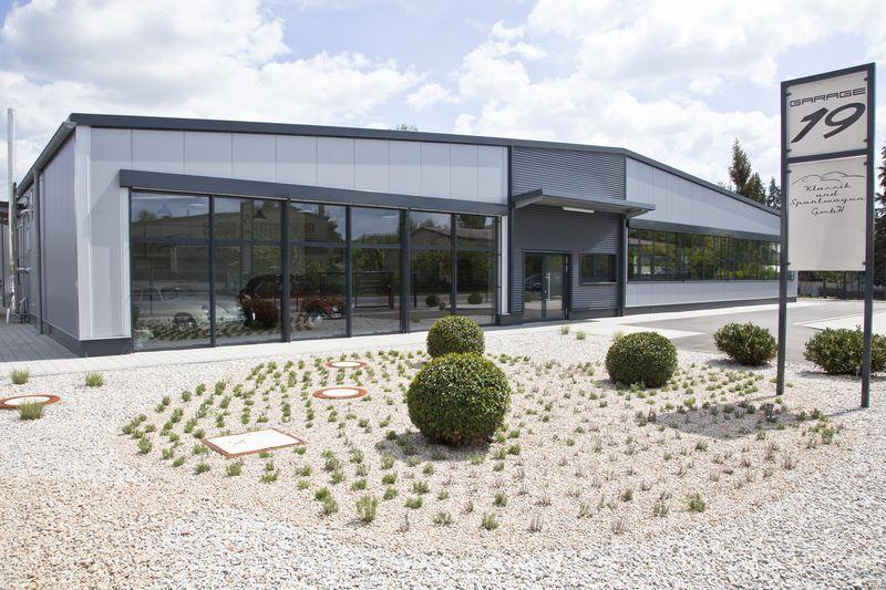 Autohaus in Bindlach