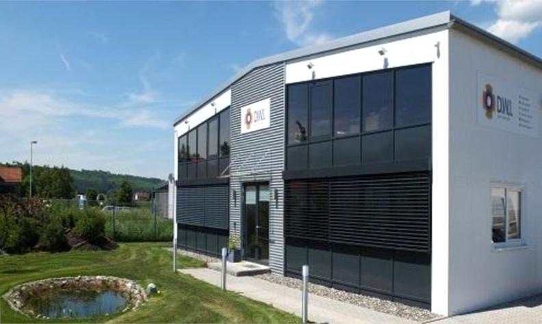Büro in Weidenberg