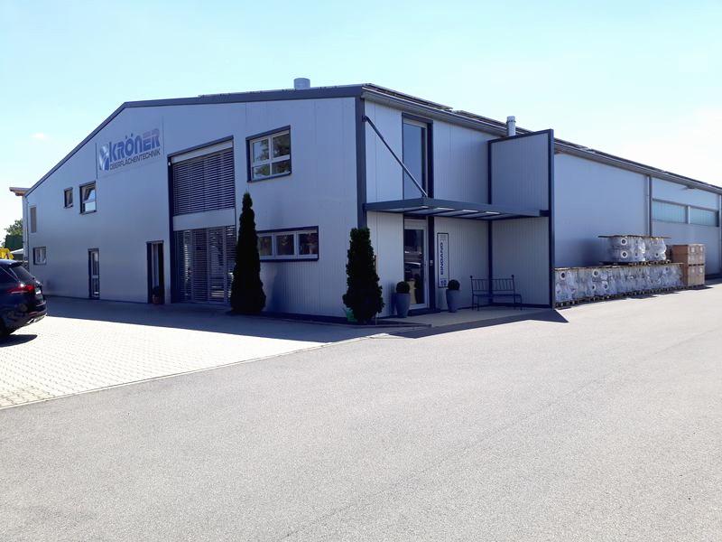 Handwerksbetrieb in Breitenguessbach