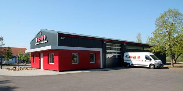 Handwerksbetrieb in Halle / Saale