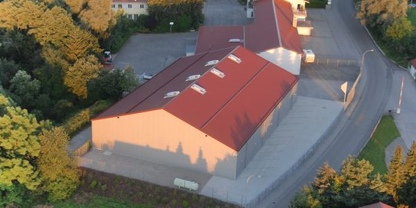 Lagerhalle in Biessenhofen