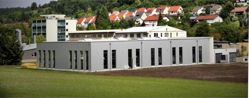 Produktionshalle in Albstadt