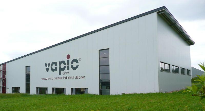 Produktionshalle in Neubulach
