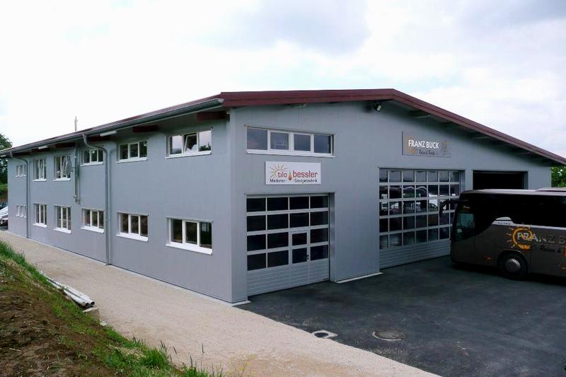 Werkstatthalle