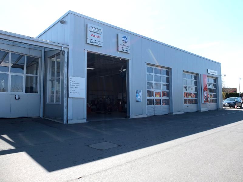 Werkstatthalle in Eckental