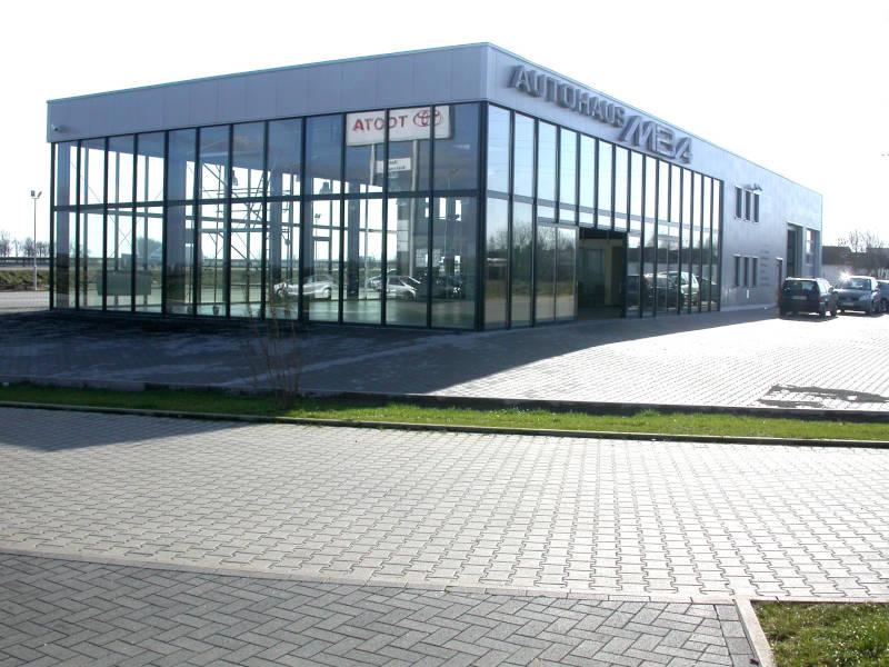 Halle in Erftstadt